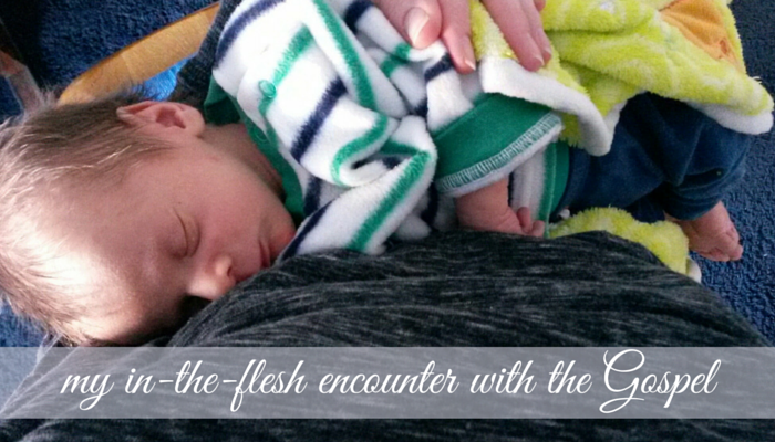 a birth story for our everyday lives