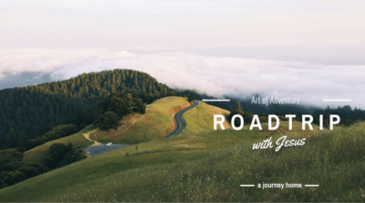 You're Invited… A Road Trip With Jesus {Part 3}