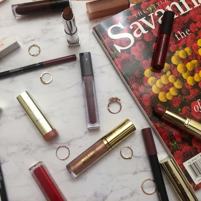 Fall 2018 – Lippies