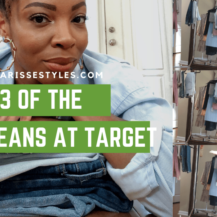 3 of the BEST Jeans at Target Now