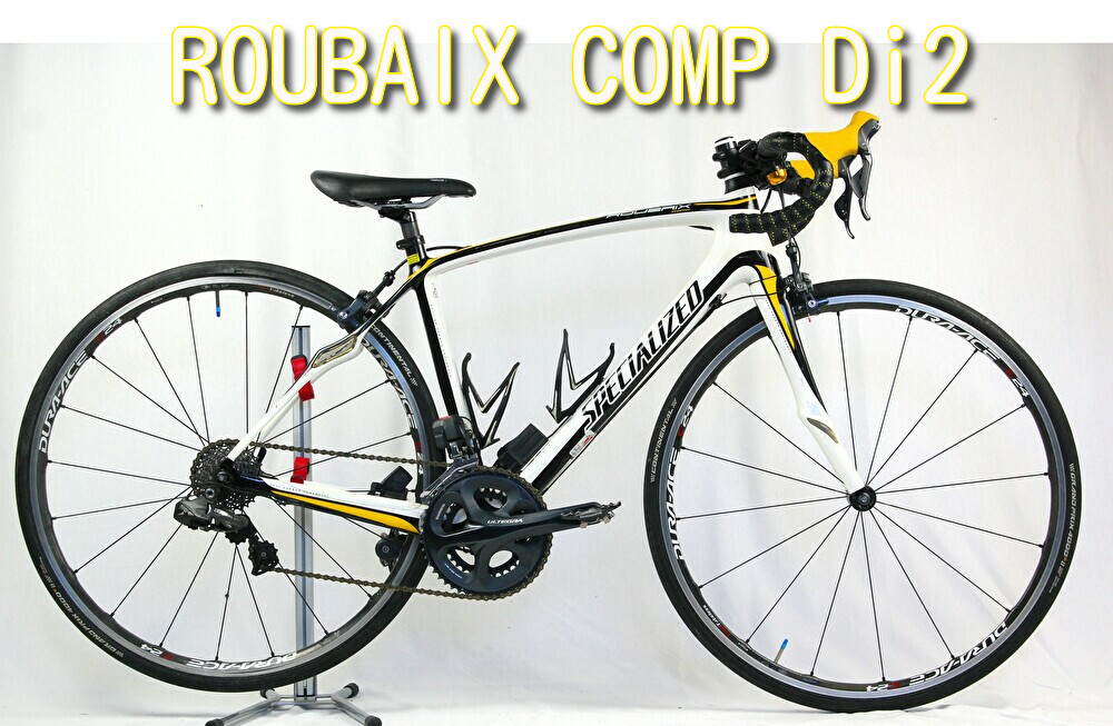 ロードバイク買取 SPECIALIZED	ROUBAIX COMP 2012