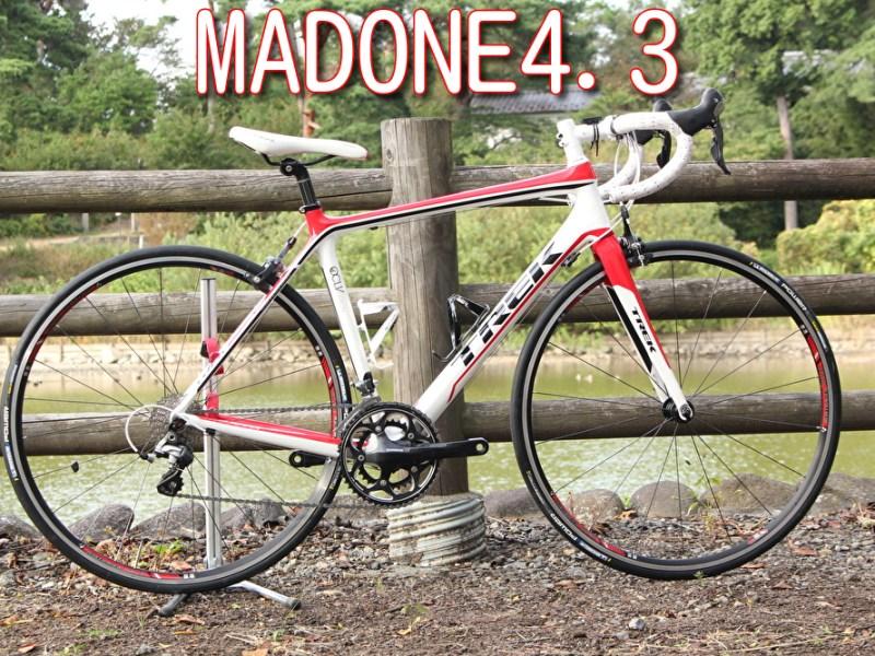 ロードバイク買取 TREK MADONE4.3 C H2