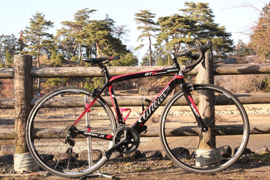 ロードバイク買取 WILIER GTR
