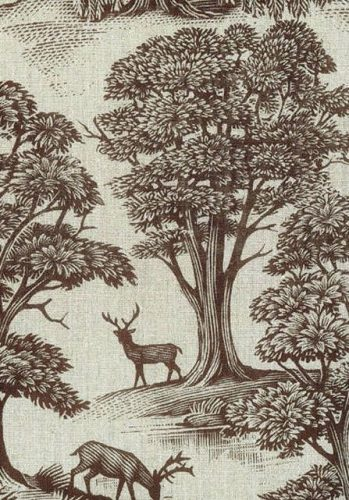 Deer Park fabric, Lewis & Wood/Charis White blog