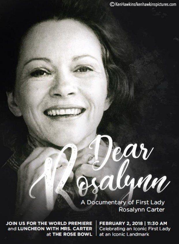 Dear Rosalynn