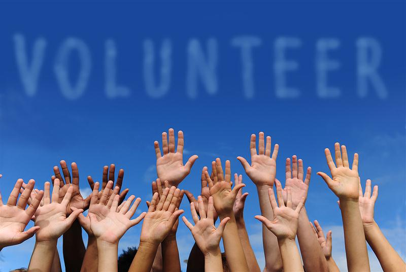 National Voluntter week is now