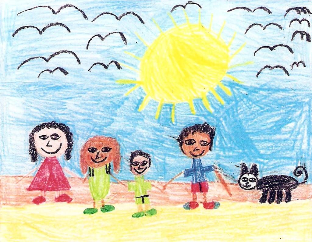 Raising philanthropic children