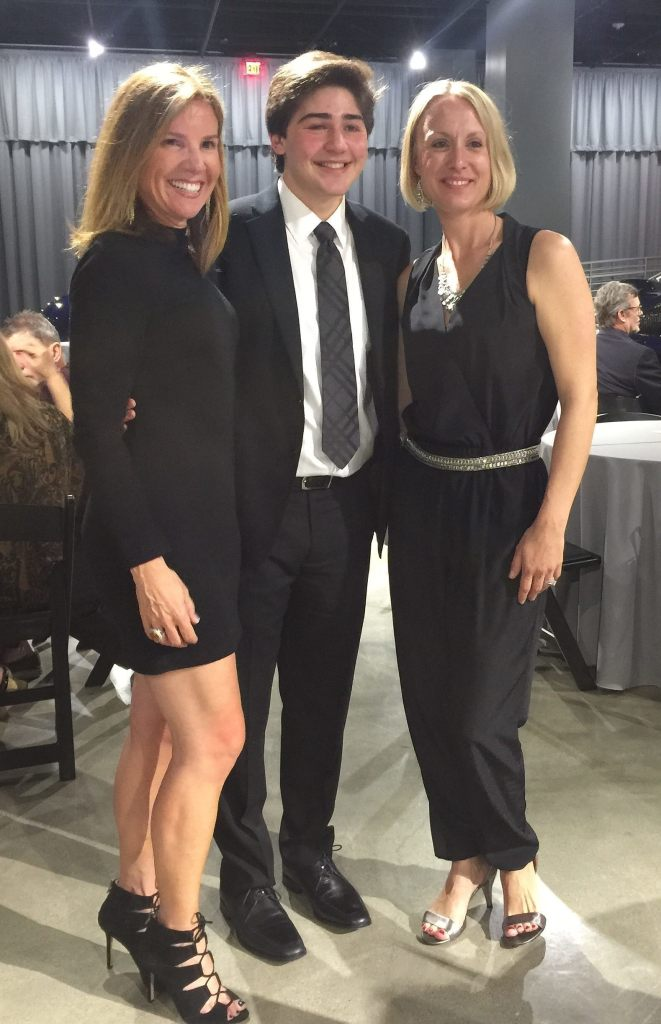 Charity Matter Founder, Gotta Have Sole Founder, Nicholas Lowinger and PGK Founder, Molly Yuska