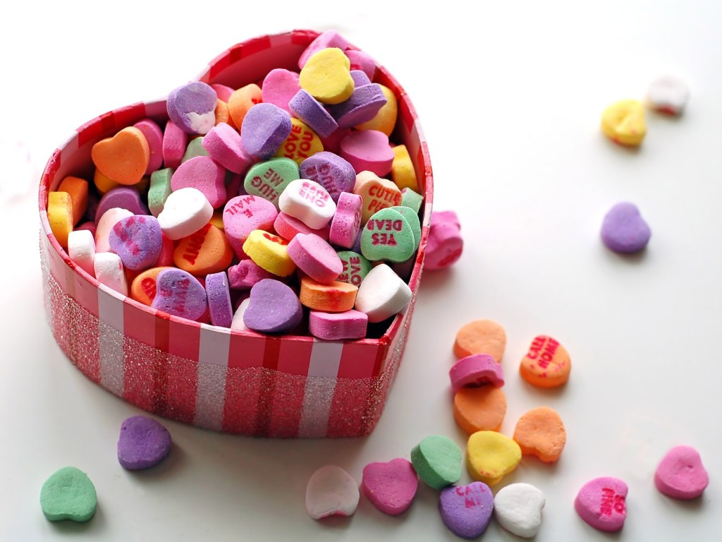 valentinesday candy
