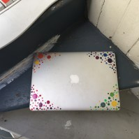 former personal laptop