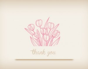Featured Thank You Cards