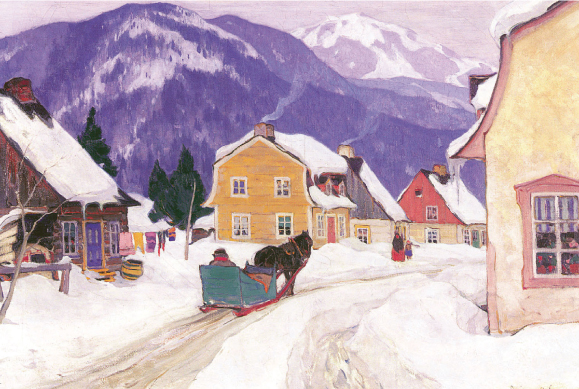 christmas-greeting-card-laurentian-village-by-clarence-gagnon.jpg