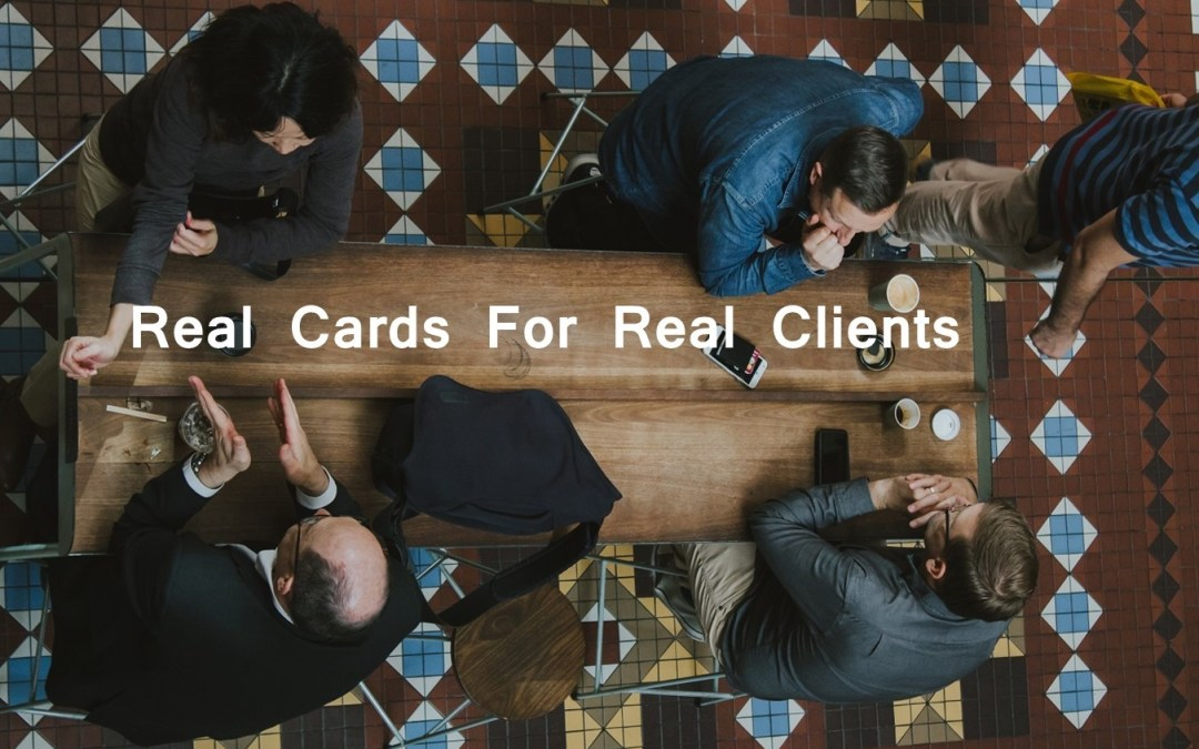 Why Real Greeting Cards For Clients Cut Through The Noise