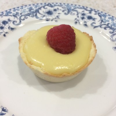12 Desserts Of Christmas: #4 Lemon Tarts