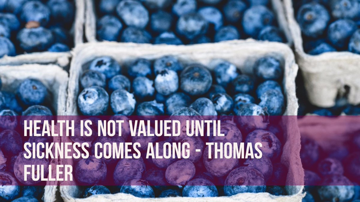health is not valued