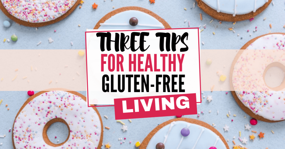 blog post cover gluten free living