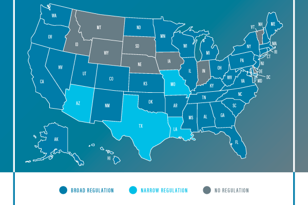 Registering to Fundraise in Each State | Charity Lawyer Blog