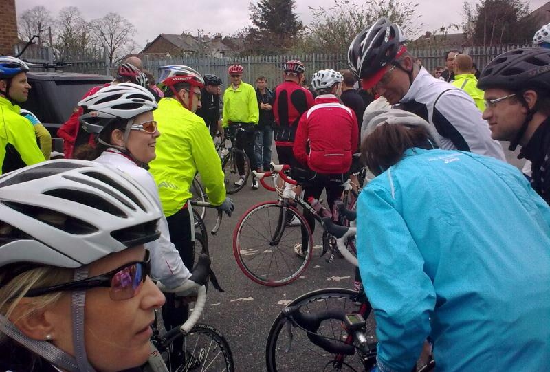 Surrey Hills – Cycle Slam Training Ride (2/5)
