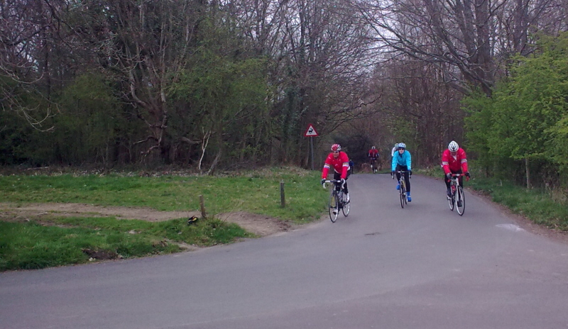 Surrey Hills – Cycle Slam Training Ride (3/5)