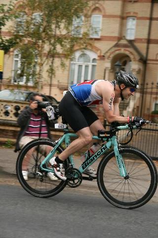 Challenge Henley - Ironman Relay (2/4)