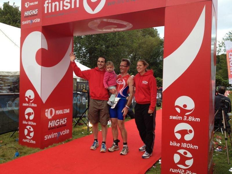 Challenge Henley - Ironman Relay (4/4)