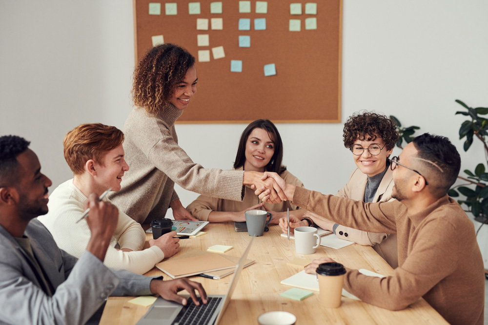 nonprofit staffing agency