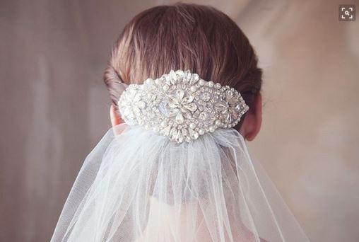 Wedding Dress: Part 6 (The Veil)