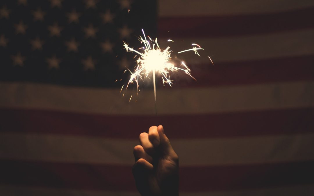 Let Freedom Ring: One Fourth of July
