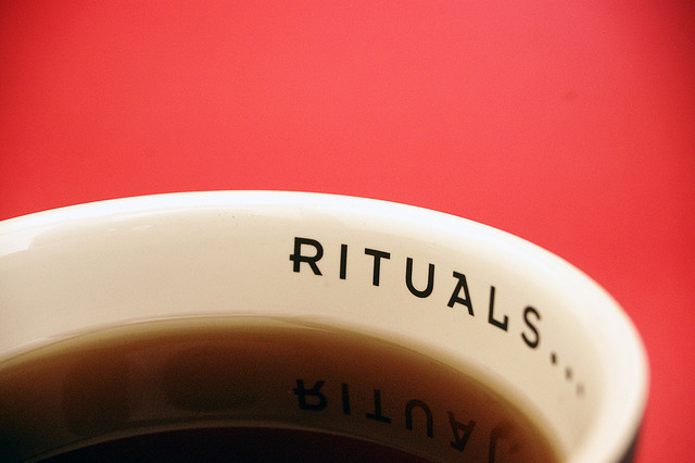 In Your Own Words: Monica Sharman – Rituals