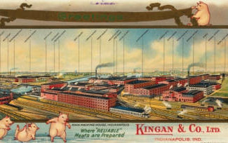 The History of Pork Packing in Indiana