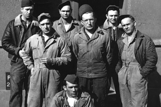 world war II military personnel