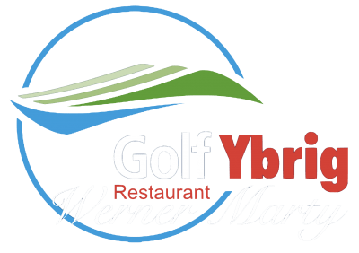 Logo Werner M Golf Club Ybrig Restaurant