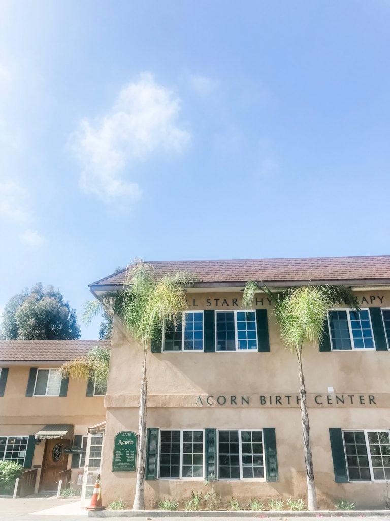 Acorn Birth Center in Fallbrook, California