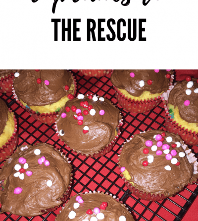 Cupcakes to the Rescue