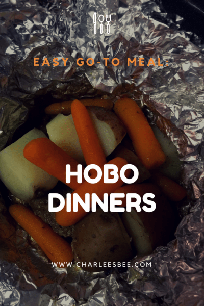 Easy Go-To Meal: Hobo Dinners