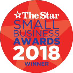 The Star Small Business Awards Winner