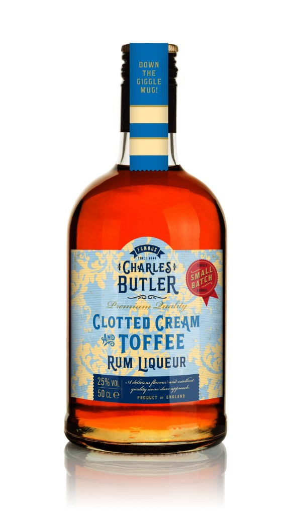 Charles Butler Clotted Cream Toffee Liqueur