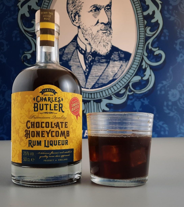 Charles Butler Chocolate Honeycomb Rum Liqueur