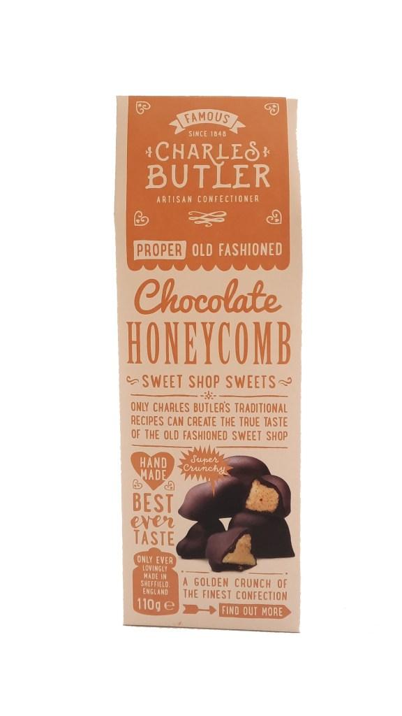 Charles Butler Chocolate Honeycomb Box