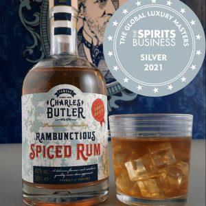 Spiced Rum Award Winning