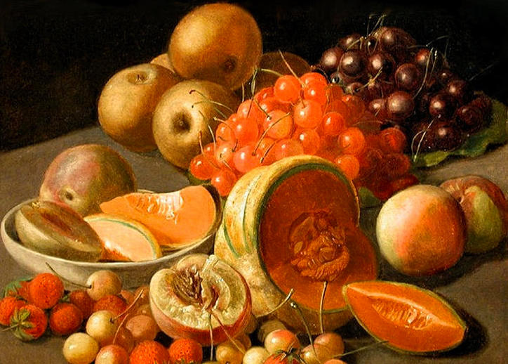 Detail_Still Life with Fruits_5x7c2
