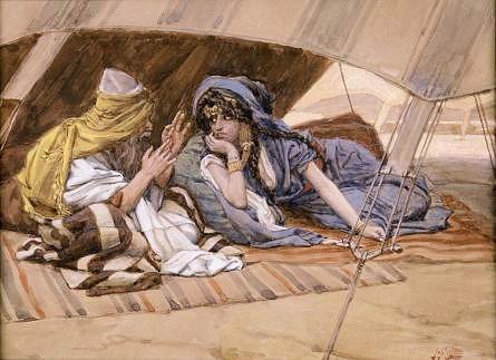 Abram Shares God's Promises with Sarai