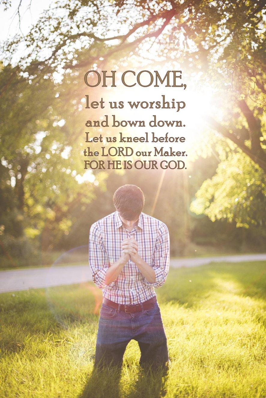 Psalm 95.6_2020
