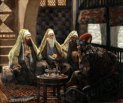 14_The Magi in the House of Herod