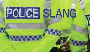 police slang cover