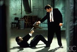 Develop characters for noir crime thriller - Reservoir Dogs the showdown