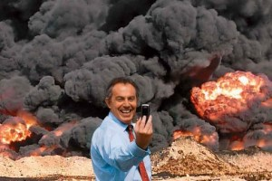 blair war