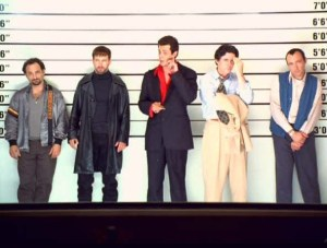 The Usual Suspects - audiences don't say: What a wonderful screenplay structure
