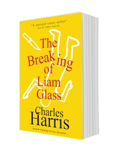 The Breaking of Liam Glass - out now