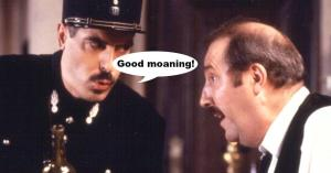 'Allo 'Allo - not a bad way to start learning a French accent